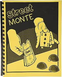 MMS Street Monte Book 对开式 黑色