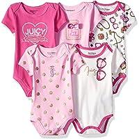 Juicy Couture 女婴连体衣 5 件套