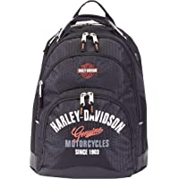 Harley Davidson Steel Cable Backpack (tail Of The Dragon) Ba…