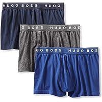 BOSS HUGO BOSS Men's Cotton 3 Pack Trunk