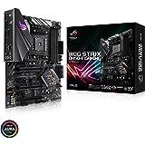 华硕 ROG Strix B450-F 游戏主板 (ATX) AMD Ryzen 2 AM4 DDR4 DP HDMI M.2 USB 3.1 Gen2 B450