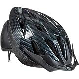 Schwinn 施文Thrasher 成人自行车头盔 黑色/灰色
