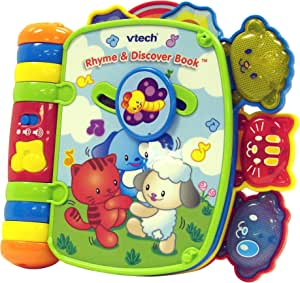 VTech Rhyme and Discover Book (免包装)