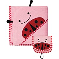 Skip Hop Zoo Towel and Mitt Sets, Ladybug