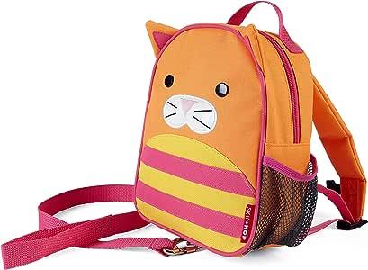 美国 SKIP Hop 迷你背包(附防走失带) 小猫SH212257