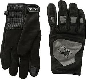 Spyder 男式 Park-N-Pipe 滑雪手套