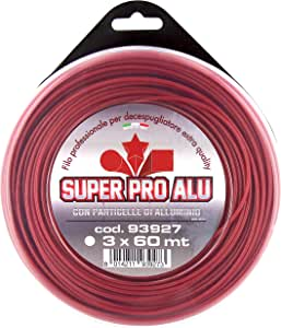 Agp 尼龙线铝合金 Tondo 3.0 x 60 米 红色 多色