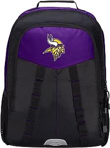 """官方* NFL """"Scorcher"""" 背包,多色,18 英寸(约 45.7 厘米) 紫色 均码"""