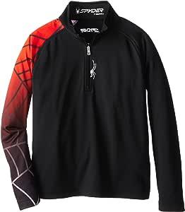 Spyder 男孩线型网络夹克