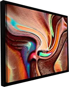 ArtWall 'Confluence' Gallery Wrapped Canvas Art by Dean Uhlinger, 10.5 by 16.5-Inch