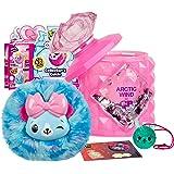 Pikmi Pops Cheeki Puffs - 1 件中号可收集香味微光毛绒玩具,香水,惊喜 多种颜色