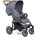 Gesslein S4 AIR + 婴儿车,带躺椅功能设计2018 绿色
