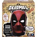 Marvel Legends Deadpool's Head Premium Interactive, Moving…