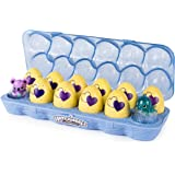 Hatchimals CollEGGtibles * 3 季,12 件装蛋箱(样式和颜色可能不同)旋转大师