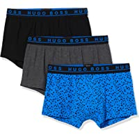 HUGO BOSS 男式平角内裤3P ONE 设计