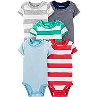 Carter ' s 婴儿男孩连体服5(婴儿)–asst-boys 2