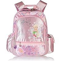 Barbie 芭比书包正品专柜  时尚芭比学生书包双肩背包 儿童书包 小学生书包 女 A272883 粉色