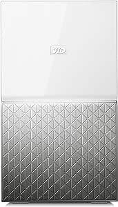 Western Digital 16TB My Cloud Home Duo双驱动个人云存储
