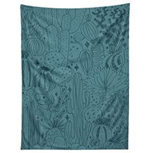 Society6 六月日记俏皮挂毯 多种颜色 50 x 60 英寸 70951-tapsma