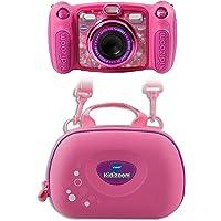 VTech 伟易达 80-507194 儿童相机,带包