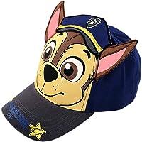 Nickelodeon Boys' Paw Patrol Chase Cotton Baseball Cap