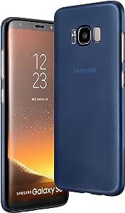 *好的超薄三星 Galaxy S8,三星 Galaxy S8 Plus 手机壳,KASE *薄(0.02')轻薄优质防刮手机壳 Galaxy S8 + *蓝