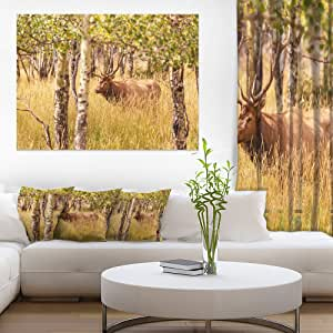 """设计艺术花卉墙壁艺术品 40x30"""" PT12578-40-30"""