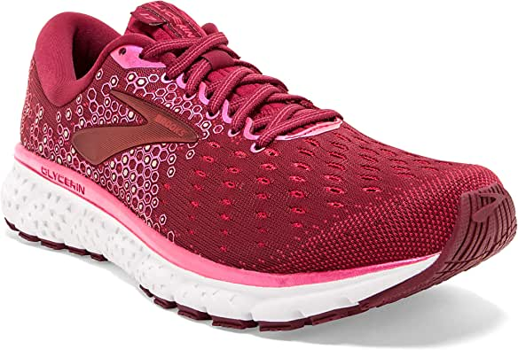 Brooks 女士 跑步鞋 Glycerin17