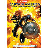 Captain America: The Winter Soldier - The Movie Storybook (M…