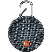 JBL CLIP 3-防水便携式蓝牙扬声器-蓝色