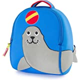 Dabbawalla Bags 背包 Blue/Silver/Red 小号