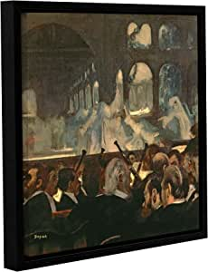 ArtWall Edgar Degas's Robert Le Diable Gallery-Wrapped Floater-Framed Canvas, 24 x 24""