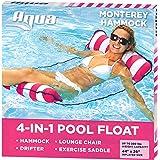 Aqua Leisure-Domestic Toys 4-in-1 Monterey Hammock Aqua Loun…