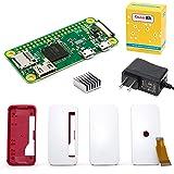 CanaKit Raspberry Pi Zero W(无线)带官方盒子和电源