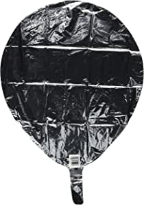 "Anagram International 完美铝箔平气球 银色 18 "" A0-8854"