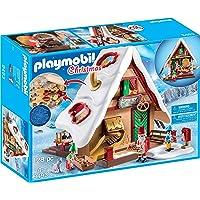 PLAYMOBIL 9493 玩具-圣诞蛋糕带饼干形状,男女皆宜的儿童