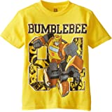 Transformers Boys' Est 1984 Inch Short Sleeve Graphic Tee