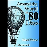 Around the World in Eighty Days (Xist Classics) (English Edi…