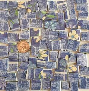 马赛克艺术和工艺品供应花卉瓷砖套装 tile_803 tile_803_az