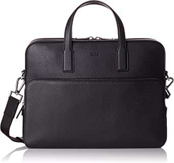 Boss Crosstown Briefcase Leather 37 cm