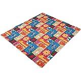 理想的爬行垫,爬行美梦,防滑防水 彩色 135x155cm