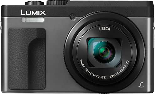 Panasonic 松下电器 LUMIX DC-ZS70S 2.03万像素 4K数码相机 可触摸的3英寸180度前翻转显示屏 30X徕卡DC VARIO-ELMAR镜头 WiFi 银色