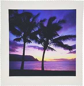 danita delimont–夏威夷–日落 hanalei KAUAI–us12dpb1217–Douglas peebles–方块拼布