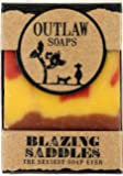 Blazing Saddles - The Sexiest Soap Ever - 2 只装 - 西方灵感:如皮革、枪粉…