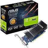 ASUS GeForce GT 1030 2 GB GDDR5 HDMI DVI 显卡 ( gt1030 – 2 g-c…