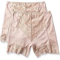 ATSUGI 厚木 短裤 3D COVER 3层厚实 收腹 高腰短裤 提臀〈2件装〉 80864CS