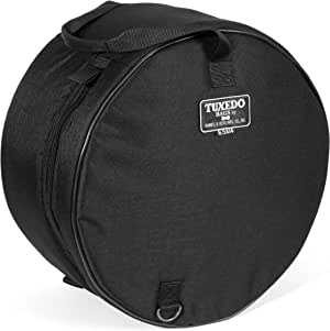 Humes & Berg TX479 6.5 X 15-Inches Tuxedo Snare Drum Bag