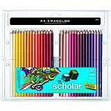Prismacolor 92808HT Scholar 彩色铅笔,60支