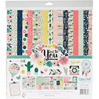 Echo Park Paper Company JBY119016 Collection Kit Just Be You…