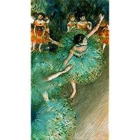 International Publishing 0901N26134B - 绿舞者,经典拼图